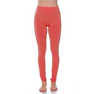 Women's Medium Weight Breathable Cotton Leggings